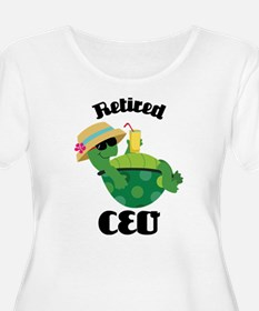 Retired CEO T-Shirt