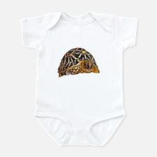star tortoise Infant Bodysuit