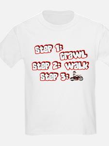 Biker Steps T-Shirt