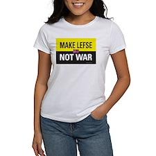Make Lefse Ash Grey T-Shirt