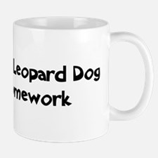 Catahoula Leopard Dog ate my  Mug