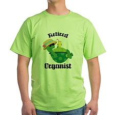 Retired Organist T-Shirt