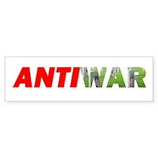 Anti War Bumper Bumper Sticker