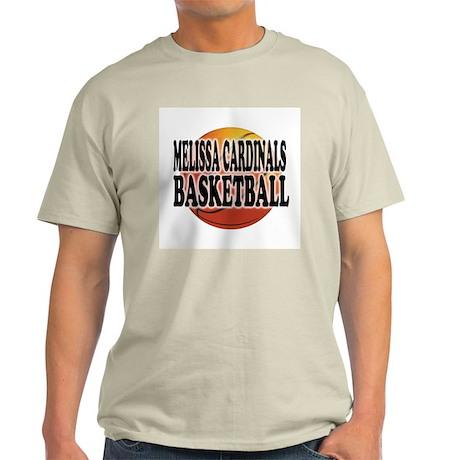 MELISSA CARDINALS BASKTBALL 1 T-Shirt