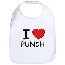I love punch Bib
