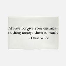 Forgive Your Enemies Rectangle Magnet