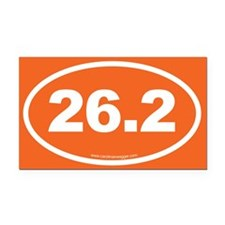 26 Rectangle Car Magnet