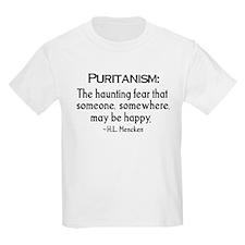 Puritanism Kids T-Shirt