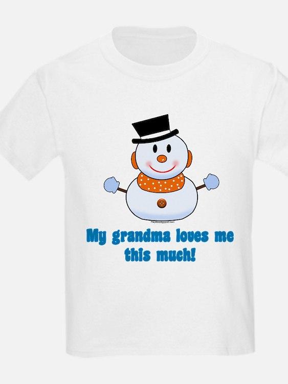 My grandma Kids T-Shirt