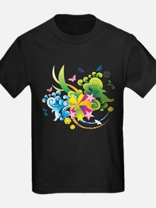 Summer Flower Power T-Shirt