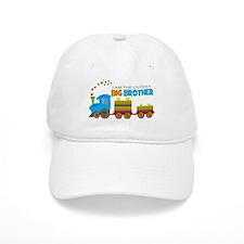 I am the Cutest Big Brother - Train Baseball Baseball Cap