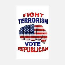 TERRORISM Bumper Stickers