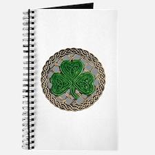 Shamrock And Celtic Knots Journal