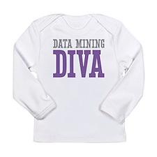 Data Mining DIVA Long Sleeve Infant T-Shirt