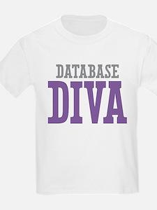 Database DIVA T-Shirt