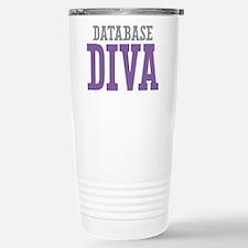 Database DIVA Stainless Steel Travel Mug