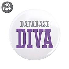 "Database DIVA 3.5"" Button (10 pack)"