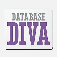Database DIVA Mousepad