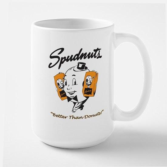 spudman for white shirts Mugs