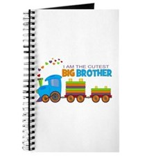 I am the Cutest Big Brother - Train Journal