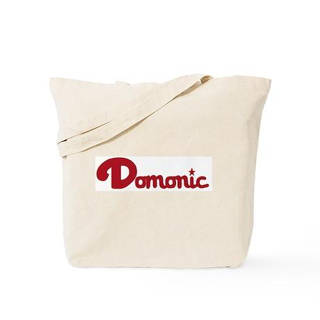 Domonic Tote Bag