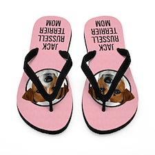 Jack Russell Terrier Mom Flip Flops