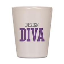 Design DIVA Shot Glass