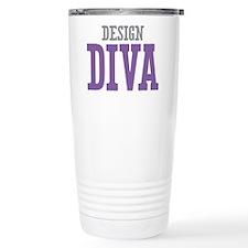 Design DIVA Travel Coffee Mug
