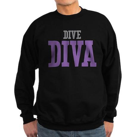 Dive DIVA Sweatshirt (dark)