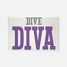 Dive DIVA Rectangle Magnet