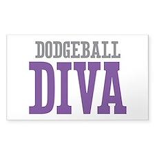 Dodgeball DIVA Decal