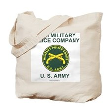 514th Military Police Company Tote Bag