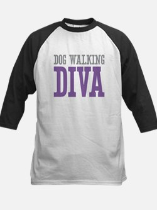 Dog Walking DIVA Tee