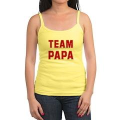 Team Papa Jr.Spaghetti Strap