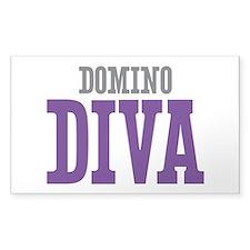 Domino DIVA Decal