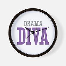 Drama DIVA Wall Clock