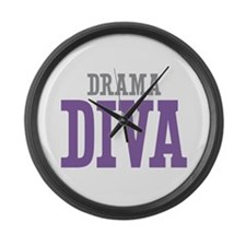 Drama DIVA Large Wall Clock
