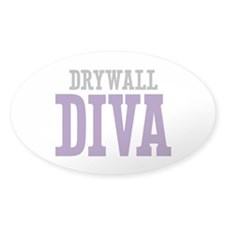 Drywall DIVA Decal