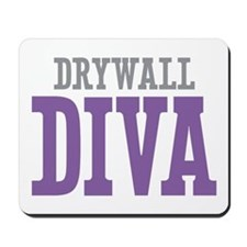Drywall DIVA Mousepad