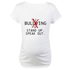 No Bullying - Stand up. Speak out. Shirt