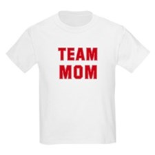Team Mom Kids T-Shirt