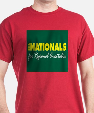 National Party Logo T-Shirt