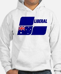 Liberal Party Logo Hoodie