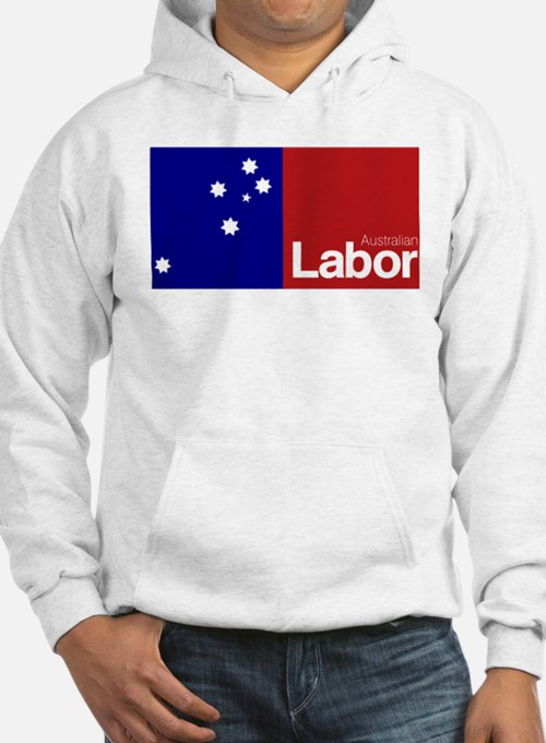 Labor Party Logo Hoodie