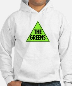 Green Party Logo Hoodie