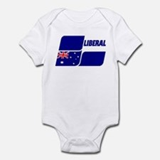Liberal Party Logo Infant Bodysuit