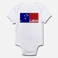 Labor Party Logo Infant Bodysuit