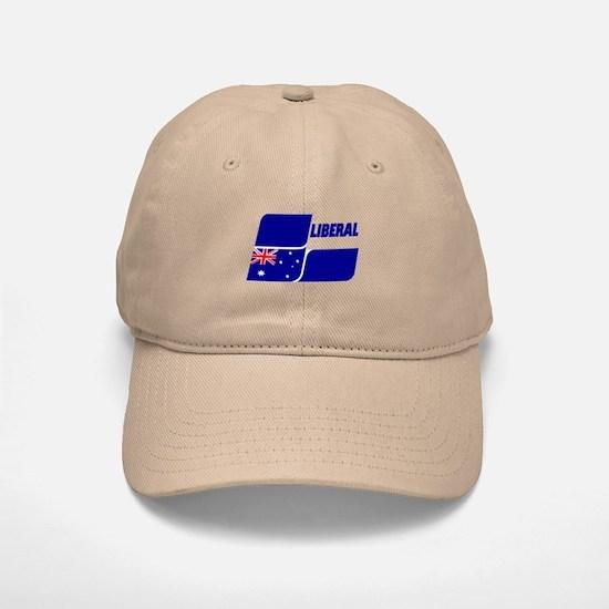 Liberal Party Logo Baseball Baseball Cap