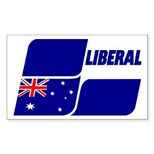Liberal Party 2013 Sticker (rectangle)
