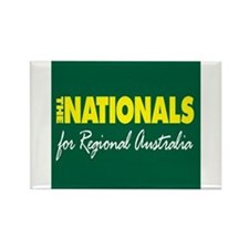National Party 2013 Rectangle Magnet